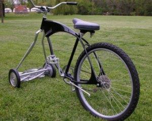 bicicletta taglierba 2