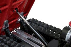 pistone del kit ribaltamento idraulico IBEA