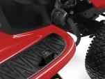 trattorino tagliaerba pedale