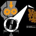 10 - biotrituratori a trattore con disco + martelli e autotrascinamento