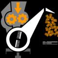 8 - biotrituratori a trattore con disco e autotrascinamento