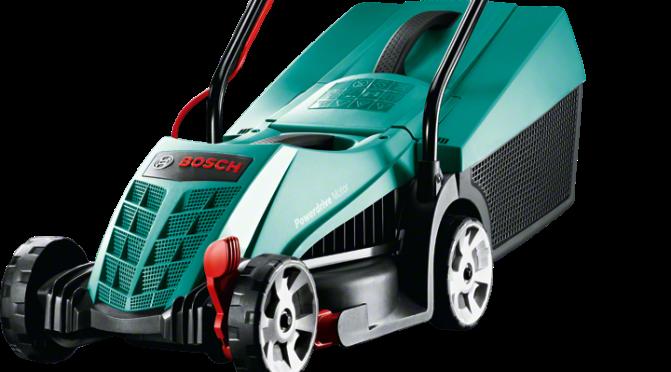 Rasaerba elettrico Bosch Rotak 32 Ergoflex