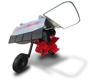 aratro rotativo motocoltivatore