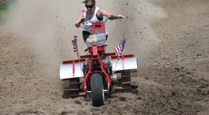 Tiller Race: tutti pazzi per la motozappa!