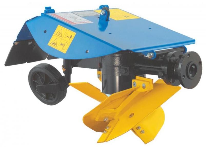Aratro rotativo berta per motocoltivatore hobby for Aratro per motocoltivatore goldoni