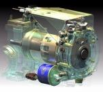 frizione motocoltivatore multidisco in bagno d'olio PowerSafe