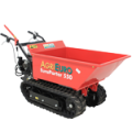 Motocarriole 500- 600 kg cassone dumper