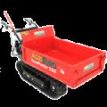 Motocarriole 500- 600 kg cassone estensibile