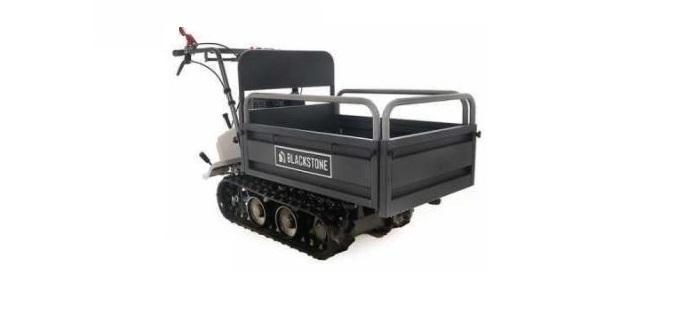 Offerta motocarriola a cingoli Blackstone TB 3250 - con cassone estensibile - portata 320 kg